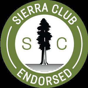 Sierra Club Endorsement Seal